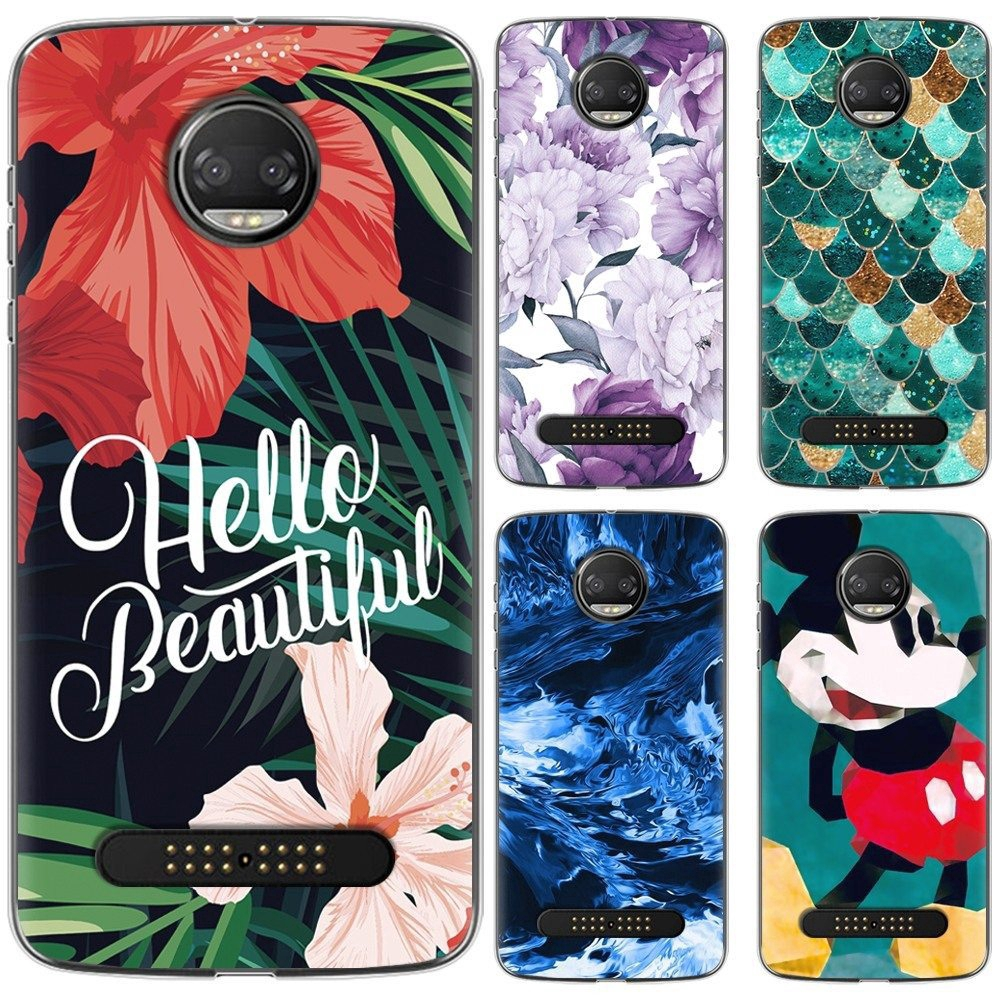 High quality beatiful case for MOTO Z2 FORCE moto Z 2018