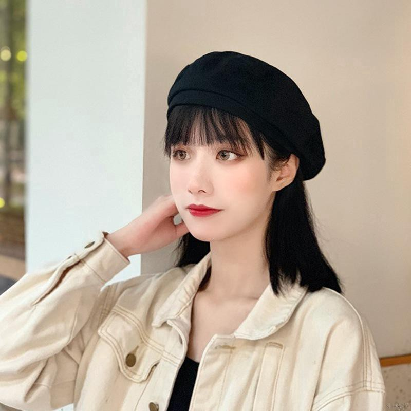 Mũ nồi thoáng khí phong cách cổ điển dành cho nữ