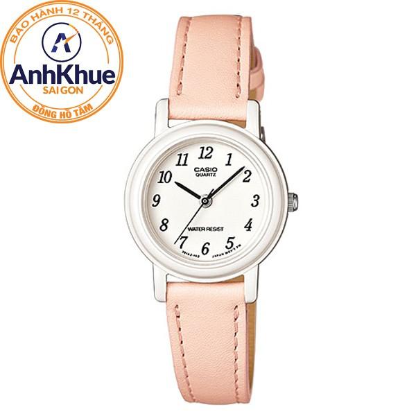 Đồng hồ nữ dây da Casio Anh Khuê LQ-139L-4B2DF - 10053983 , 888406334 , 322_888406334 , 667000 , Dong-ho-nu-day-da-Casio-Anh-Khue-LQ-139L-4B2DF-322_888406334 , shopee.vn , Đồng hồ nữ dây da Casio Anh Khuê LQ-139L-4B2DF