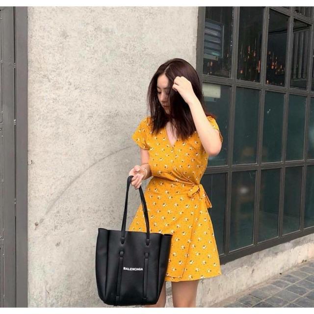 Váy hankbok buộc eo cực xinh
