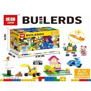 Đồ chơi lắp ráp sáng tạo 1105 mảnh (Lepin Builder)