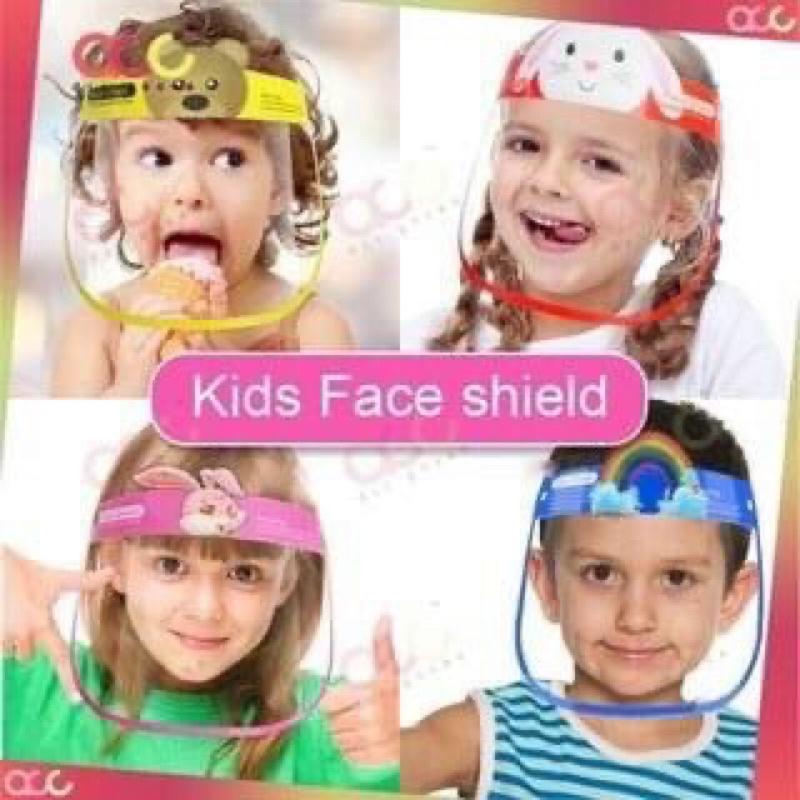 Kính chống giọt bắn cho trẻ em