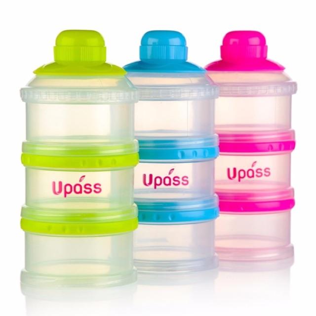 Hộp chia sữa, đựng sữa bột có vách ngăn Upass UP8015N - 3523079 , 830993508 , 322_830993508 , 60000 , Hop-chia-sua-dung-sua-bot-co-vach-ngan-Upass-UP8015N-322_830993508 , shopee.vn , Hộp chia sữa, đựng sữa bột có vách ngăn Upass UP8015N