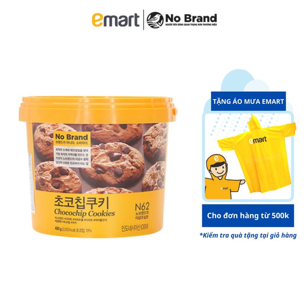 Bánh Quy Xô Chocochip No Brand Hàn Quốc 400g - Emart VN