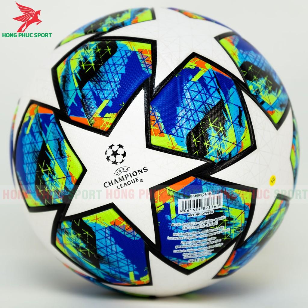 Quả Bóng Đá Mẫu Champions League Mùa Giải 2020 (Bóng đúc cao cấp loại 1)