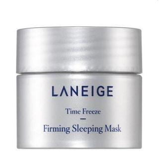 Mặt Nạ Ngủ Chống Lão Hóa Laneige Time Freeze Firming Sleeping Mask mini 10ml