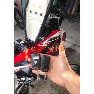 Bộ Chống Trộm Xe Honda Sonic 150i Full Giắc Cắm