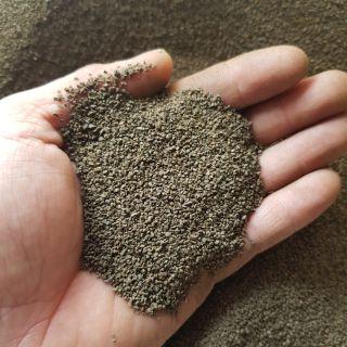 1kg Cát mangan xử lý nước lọc nước
