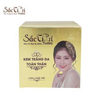 Kem trắng da toàn thân Sắc Tiên Today 100g - 150g -200g thumbnail