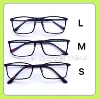 Gọng kính dẻo đủ size kính mảnh kính teen loại 2