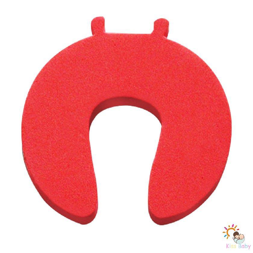 Kẹp chặn cửa bảo vệ an toàn cho tay bé thiết kế hoạt hình dễ thương