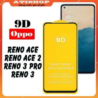 Cường lưc Oppo Reno Ace/ Reno Ace 2/ Reno 3Pro/ Reno3-Full màn hình và Trong suốt