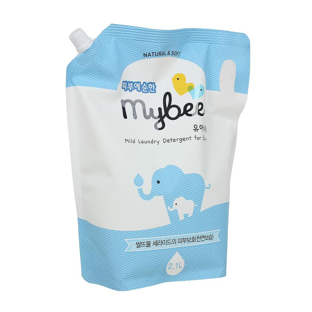 Nước giặt Mybee dạng túi 2100ml