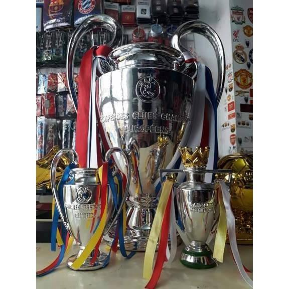 Cup Champion League và ngoại hạng Anh, cup Euro, World cup