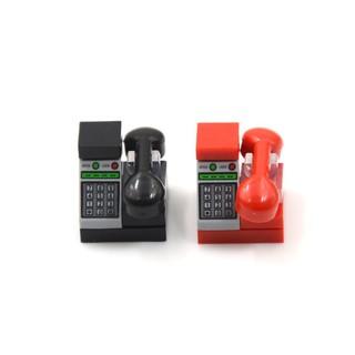 Landline Phone Buttons and Keypad Pattern DIY Building Block Bricks Kids Toys