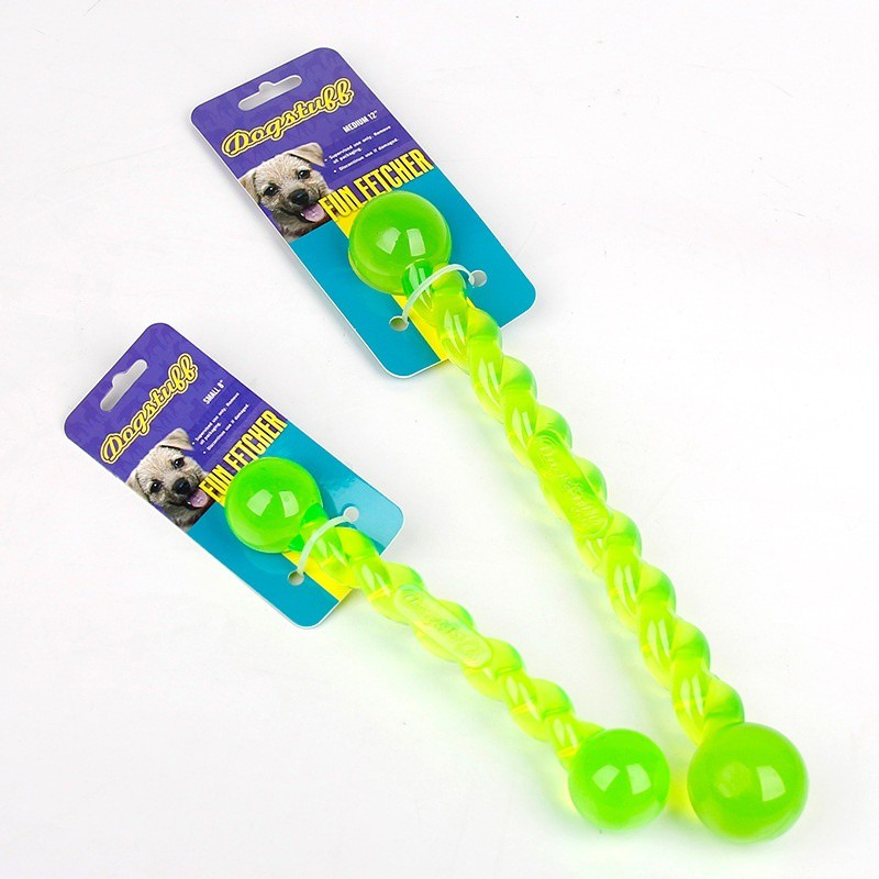 wannaone Dog Teeth Stick Dog Toys EnvironmentalGrade TPR Material Tooth Cleaning Chew Treat Teething Dog Chew Play Toy