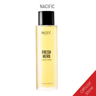 [BEST SELLER] Toner dưỡng ẩm NACIFIC Fresh Herb Origin Toner 150ml thumbnail