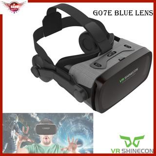 [Mã ELMSBC giảm 8% đơn 300K] Kính thật tế ảo 3D VR Shinecon G07e Blue lens