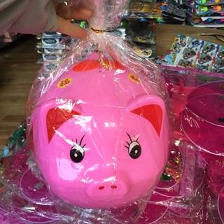 Đèn lồng hình con lợn có nhạc phát sáng