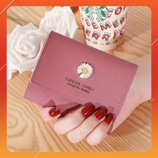 Ví Nữ [XẢ KHO SIÊU RẺ] Ví Cầm Tay Nữ nhỏ gọn dễ thương bỏ túi thời trang bền đẹp P411 thumbnail