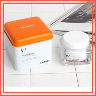 [Hộp Vuông] Kem dưỡng V7 Toning Light Dr.Jart+ 50ml thumbnail