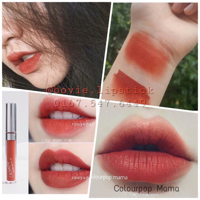 ( Sỉ Lẻ ) Son kem Colourpop Ultra Matte + Colourpop Ultra Satin - 2962326 , 452909525 , 322_452909525 , 140000 , -Si-Le-Son-kem-Colourpop-Ultra-Matte-Colourpop-Ultra-Satin-322_452909525 , shopee.vn , ( Sỉ Lẻ ) Son kem Colourpop Ultra Matte + Colourpop Ultra Satin