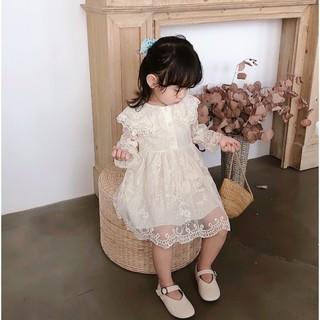 Váy ren cao cấp cho bé