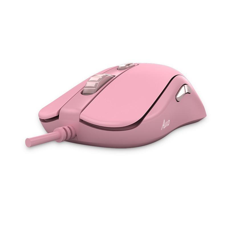 [Mã 267ELSALE hoàn 7% đơn 300K] Chuột gaming Akko AG325 Pink - Bảo hành chính hãng 1 đổi 1