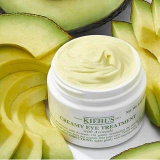 [BILL US] Kem dưỡng mắt Kiehls Creamy Eye Treatment with Avocado