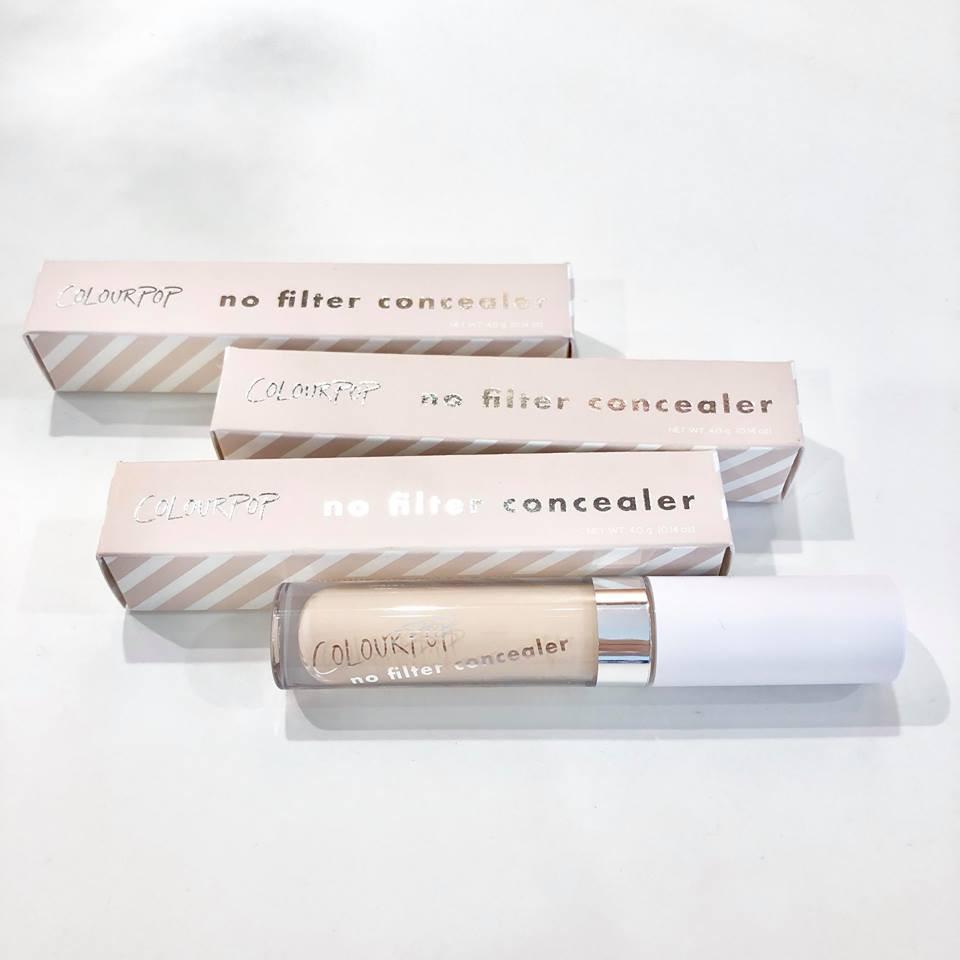 Kem Che Khuyết Điểm ColourPop - No Filter Concealer