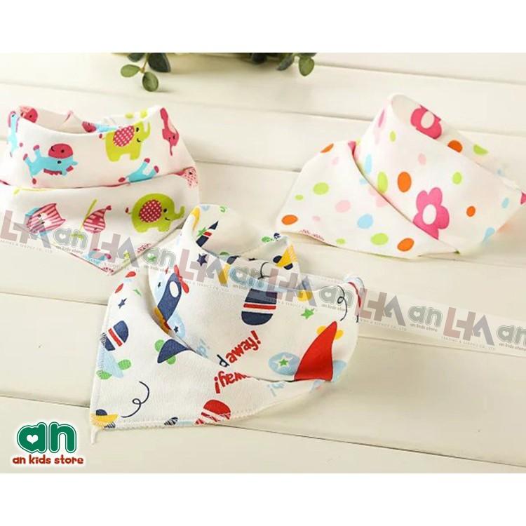 Set 3 khăn yếm tam giác 2 lớp cotton có cúc bấm cho bé - 2711146 , 399724445 , 322_399724445 , 23000 , Set-3-khan-yem-tam-giac-2-lop-cotton-co-cuc-bam-cho-be-322_399724445 , shopee.vn , Set 3 khăn yếm tam giác 2 lớp cotton có cúc bấm cho bé