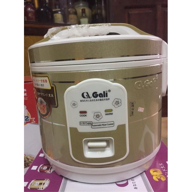 Nồi cơm điện Gali nhật 1.2L & 2L