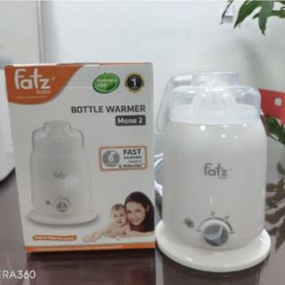 [có nowship][BH12th]Máy hâm sữa 4 chức năng chính hãng Fatz Baby FB3002SL – mono 2