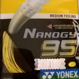 Cước cầu lông Yonex Nanogy BG95