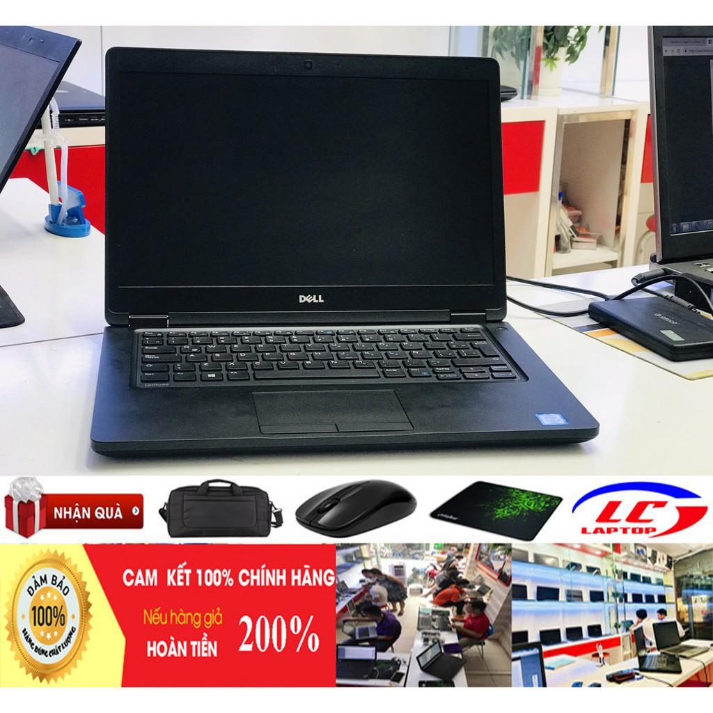 Utrabook Cực Đẳng Cấp Doanh Nhân Víp-Dell Latitude E5480 ( i5-6300U, ram 4g, SSD 128Gb, 14IN FHD, Laptop cũ 2 trong 1 Giá chỉ 9.800.000₫