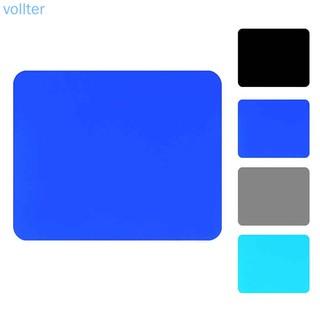 Tấm lót chuột máy tính bằng vải siêu mỏng chống trượt nhiều màu sắc 4