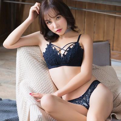 Bộ đồ lót Su Ren Sexy Cao Cấp ( không gọng, đệm m