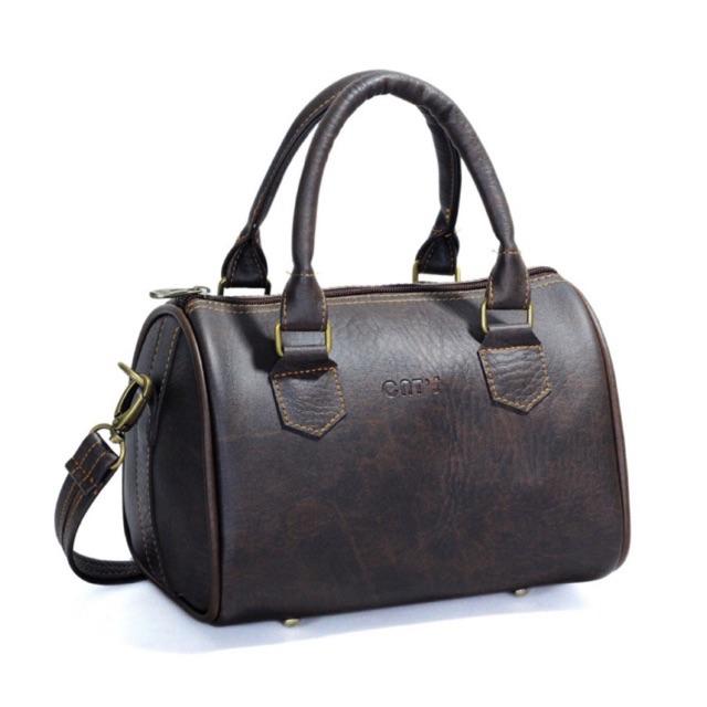 Túi đeo chéo nữ CNT TĐX41 cao cấp (tặng kèm ví mini)