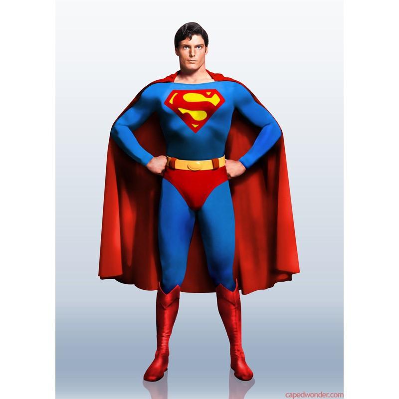 FREESHIP 99K_ Quần Áo Superman Cho Bé - Điện Máy Xanh