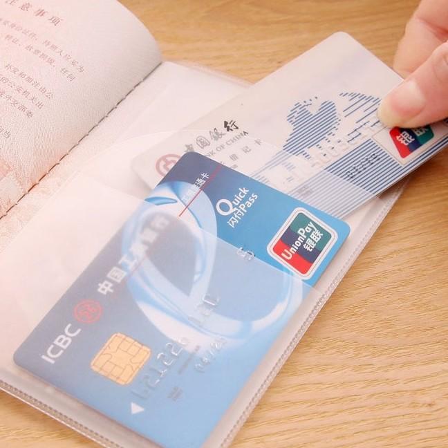 [[⚡️ Sale ⚡️] Vỏ bọc hộ chiếu | Tại Hà Nội