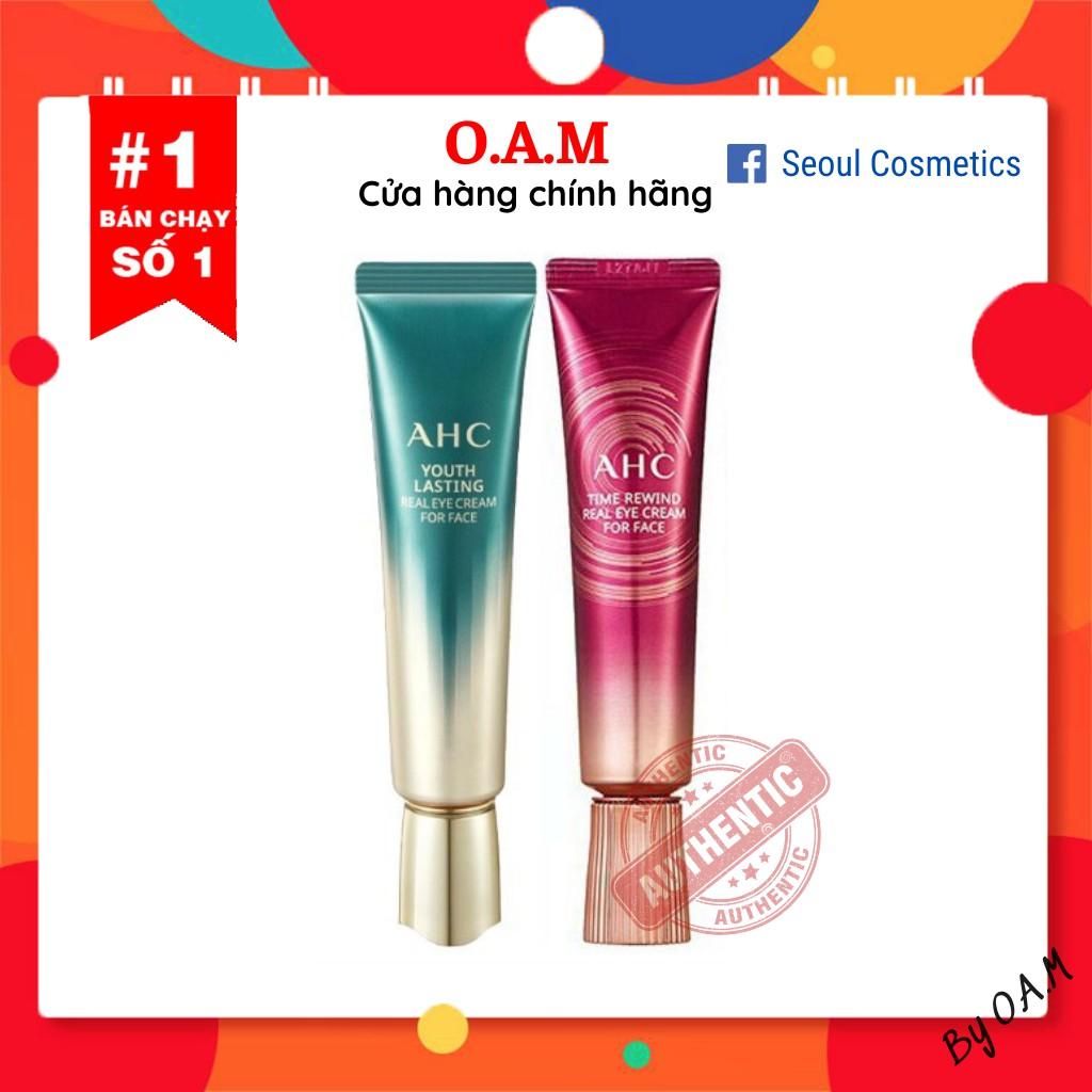 Kem Mắt AHC Time Rewind Real Eye Cream For Face 2021