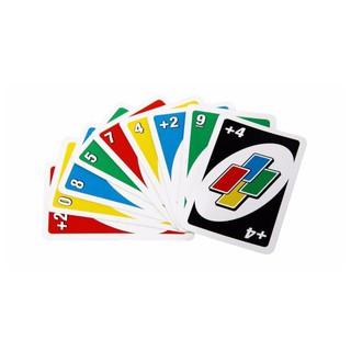 [ HOT] Bộ bài Uno giấy cứng Loại đẹp [TỔNG KHO]