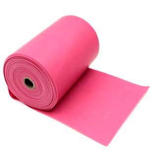 """(0.7mm – Rẻ mà chất) Cuộn 1m thun """" Type A """" dày 0.7mm siêu rẻ – siêu chất lượng (Màu hồng)"""