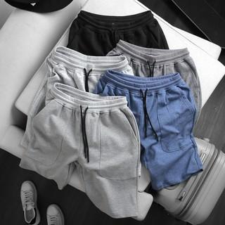 quần short nỉ cao cấp – 3 màu – cam kết đổi trả