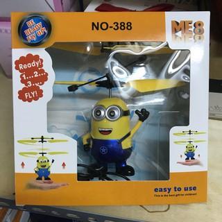 Trực thăng minion cảm ứng bay – Giá Cực Rẻ – [shopgiadung.24h]