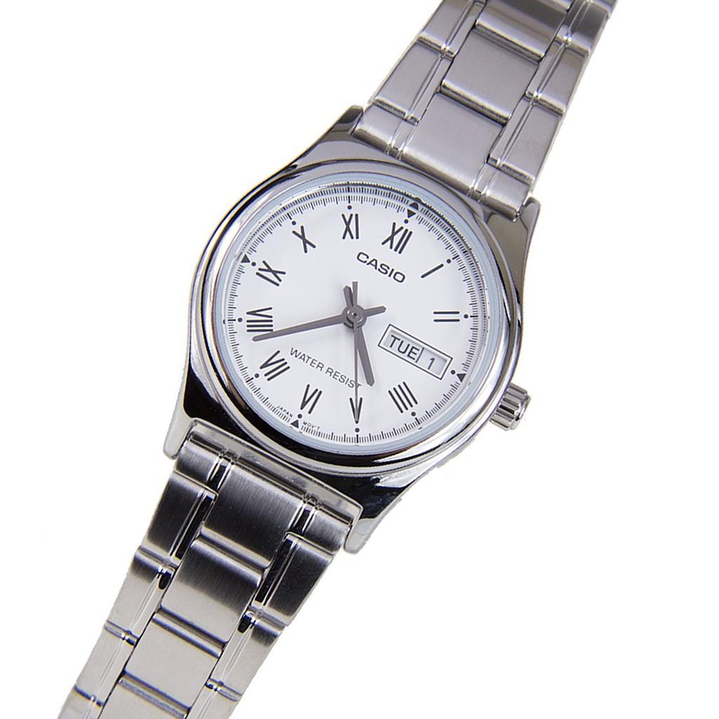 Đồng hồ nữ Casio chính hãng LTP-V006D