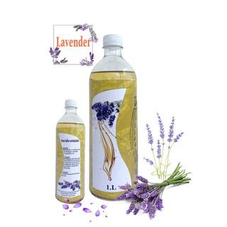 Dầu Massage Body Toàn Thân - Tinh Dầu Hương Oải Hương - Lavender ( 1000ml ) thumbnail