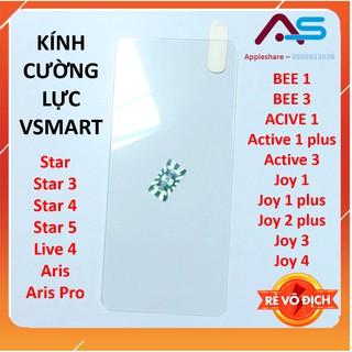 Kính cường lực VSMART Aris Aris pro Live 4 Joy 4 Joy 3 Joy 1 plus Joy 2 plus Star 5 Star 4 Star 3 Active 3 Bee 3 thumbnail