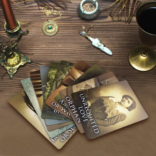 Aiary Past Life Oracle Cards Tarot Cards Board Games Cards