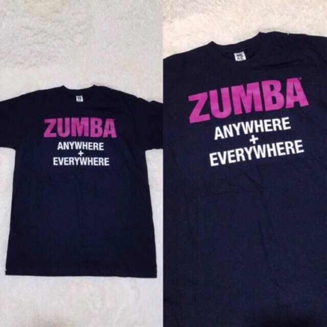Zumba Wear , Áo tập Zumba chính hãng